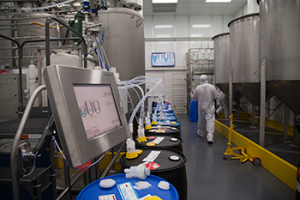 Brewer Science High-Volume Manufacturing Environment