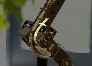 Flex Sensor Robot