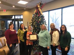Breastfeeding Friendly Workplace Award