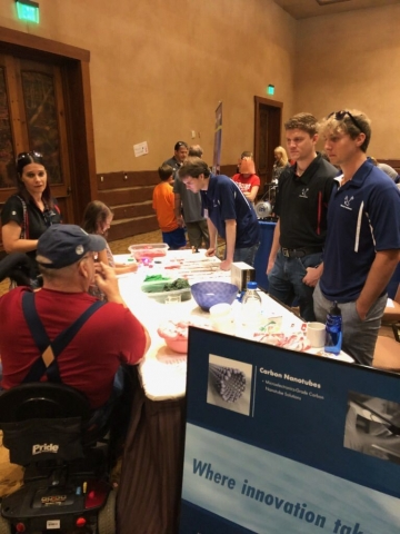 Brewer Science at Maker Faire