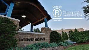 Brewer Science Recognized as Certified B Corporation