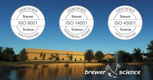 Brewer Science Achieves ISO 45001:2018