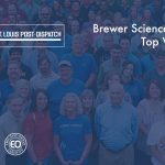 Brewer Science Top Workplace 2021